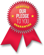 Our Pledge to You - Service Guarantee